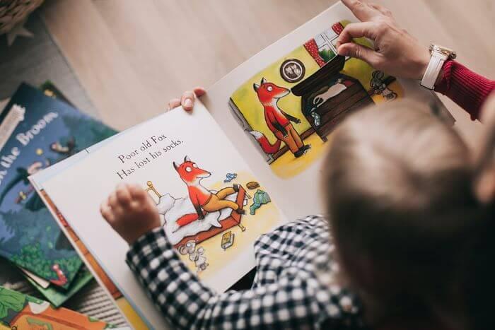 兒童英文繪本哪裡買?